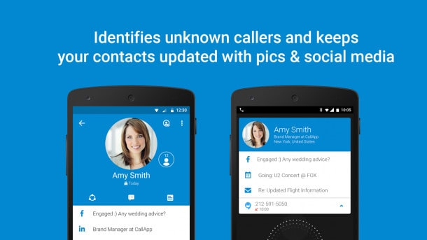 identify unknown callers