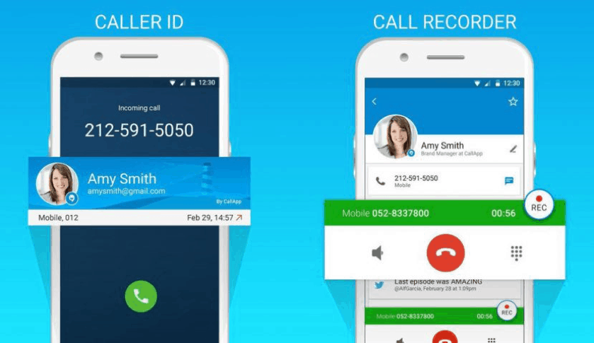 Caller ID and Call recorder