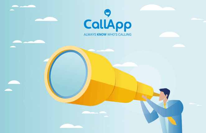 Call App - always know who's calling