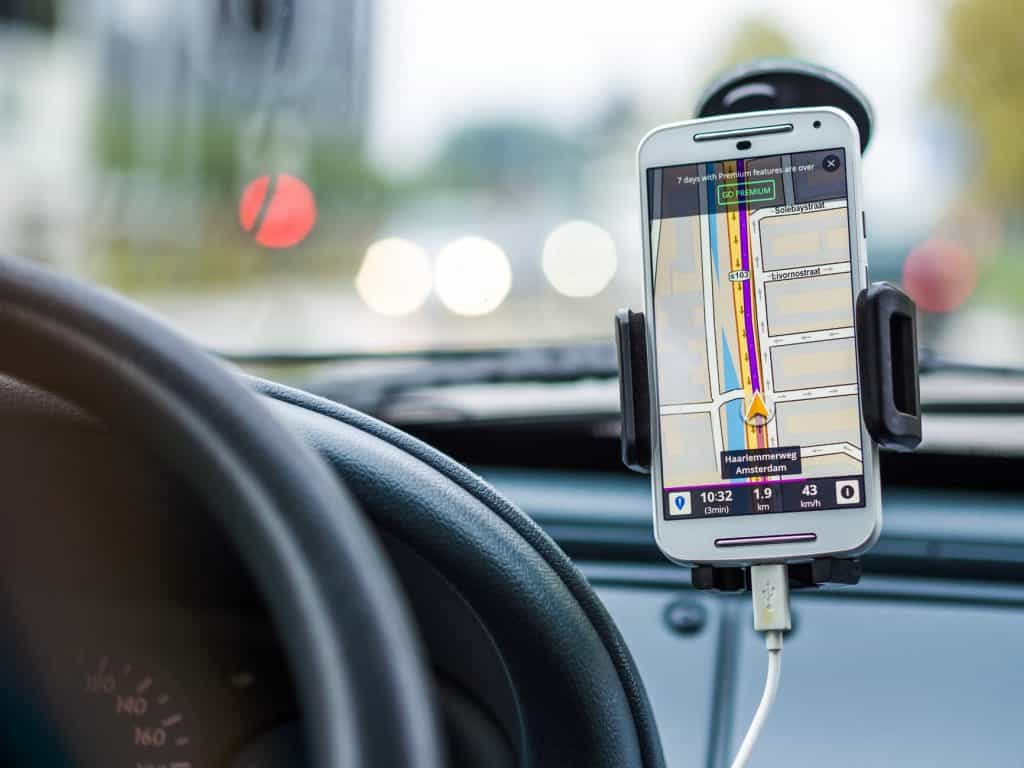An app to help driver's navigate to their destination