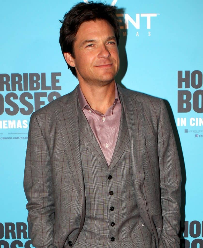 Jason Bateman who starred in the film Identity Thief